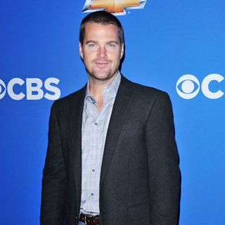 Chris O'Donnell in 2010 CBS Fall Launch Premiere Party