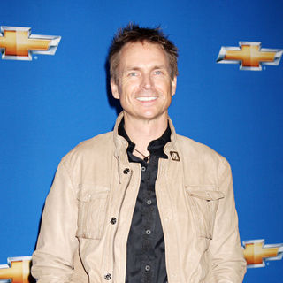 Phil Keoghan in 2010 CBS Fall Launch Premiere Party