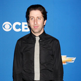 Simon Helberg in 2010 CBS Fall Launch Premiere Party