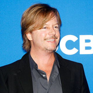 David Spade in 2010 CBS Fall Launch Premiere Party