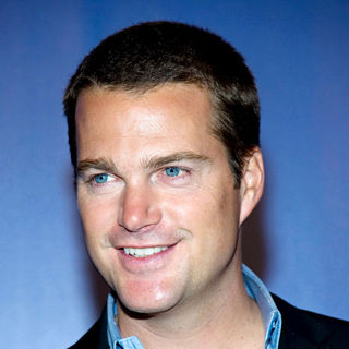 Chris O'Donnell in CBS Upfronts for 2010/2011 Season