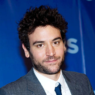 Josh Radnor in CBS Upfronts for 2010/2011 Season