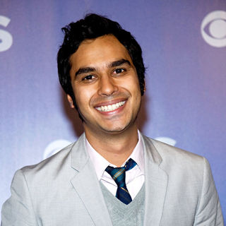 Kunal Nayyar in CBS Upfronts for 2010/2011 Season