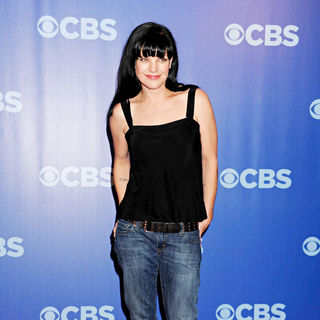 Pauley Perrette in CBS Upfronts for 2010/2011 Season