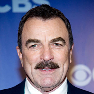 Tom Selleck in CBS Upfronts for 2010/2011 Season