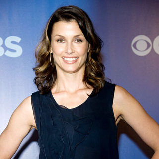 Bridget Moynahan in CBS Upfronts for 2010/2011 Season