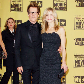 Kevin Bacon, Kyra Sedgwick in 15th Annual Critics' Choice Movie Awards