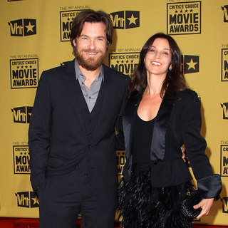 Jason Bateman, Amanda Anka in 15th Annual Critics' Choice Movie Awards