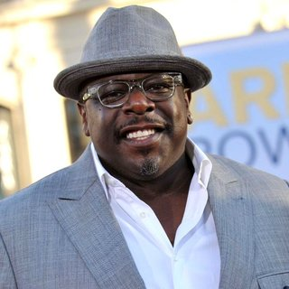 Cedric the Entertainer in Larry Crowne Los Angeles Premiere