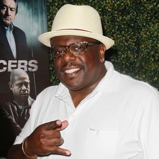 Cedric the Entertainer in The Lionsgate Home Entertainment and Grindstone VIP Screening of Freelancers