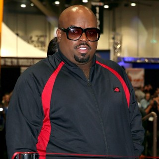 Cee-Lo in 28th Annual Nightclub and Bar Convention and Trade Show
