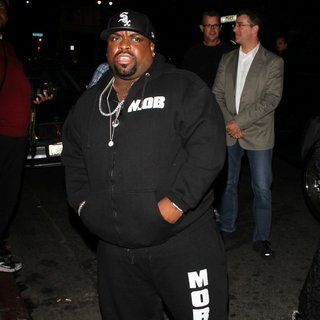Cee-Lo Arrives at The Playhouse Nightclub