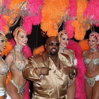 Cee-Lo in Escape to Total Rewards Los Angeles