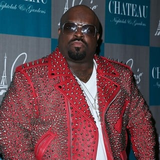 Cee-Lo in Cee-Lo Green Hosts An Extravagant New Year's Weekend Celebration