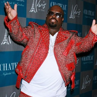 Cee-Lo Green Hosts An Extravagant New Year's Weekend Celebration