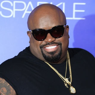 Cee-Lo in The Los Angeles Premiere of Sparkle - Inside Arrivals