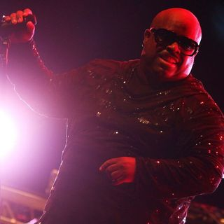 Cee-Lo Performing Live on Stage