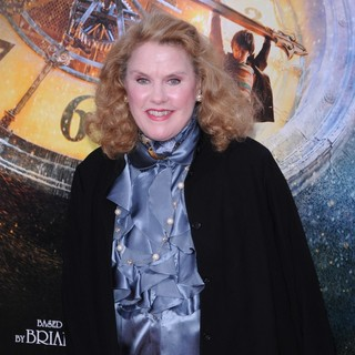 Celia Weston in Hugo Premiere