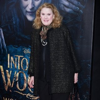 Celia Weston in The World Premiere of The Film Musical Into the Woods - Arrivals