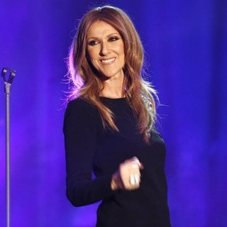 Celine Dion in Celebrities Appear on German TV Show Wetten Dass...?