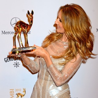 Celine Dion in Bambi Awards 2012
