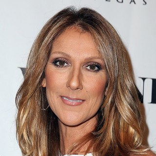 Celine Dion in Veronic Voices Media Night and Red Carpet