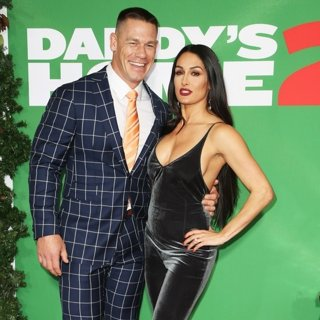 John Cena, Nikki Bella in Premiere of Paramount Pictures' Daddy's Home 2 - Arrivals