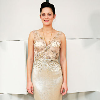 Marion Cotillard in The 35th Annual Cesar Awards 2010 - Arrivals and Press Room