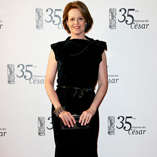 Sigourney Weaver in The 35th Annual Cesar Awards 2010 - Arrivals and Press Room