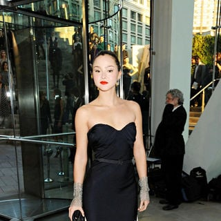 Devon Aoki in 2010 CFDA Fashion Awards - Arrivals