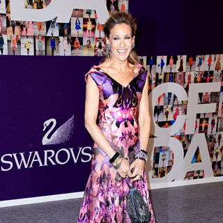 Sarah Jessica Parker in 2010 CFDA Fashion Awards - Arrivals