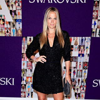 Molly Sims in 2010 CFDA Fashion Awards - Arrivals