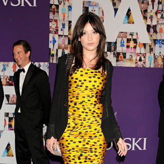 Daisy Lowe in 2010 CFDA Fashion Awards - Arrivals