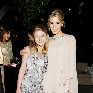 Emilie de Ravin, Maggie Grace in 2010 CFDA Fashion Awards - Arrivals
