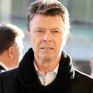David Bowie in 2010 CFDA Fashion Awards - Arrivals