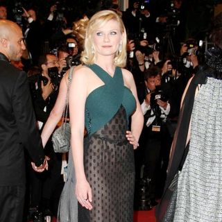 Kirsten Dunst in 2011 Cannes International Film Festival - Day 8 - Melancholia - Premiere