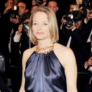 Jodie Foster in 2011 Cannes International Film Festival - Day 8 - Melancholia - Premiere