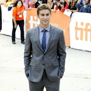 Chace Crawford in 36th Annual Toronto International Film Festival - Peace, Love, and Misunderstanding - Premiere