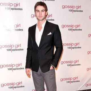 Chace Crawford in Gossip Girl Celebrates 100 Episodes