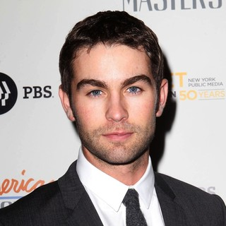 Chace Crawford in The Premiere of American Masters Inventing David Geffen - Arrivals