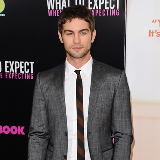 Chace Crawford in What to Expect When You're Expecting New York Premiere