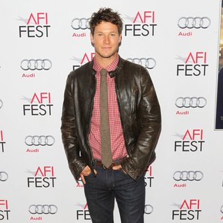 AFI FEST 2014 - The Homesman Screening - Arrivals - chad-michael-collins-afi-fest-2014-03