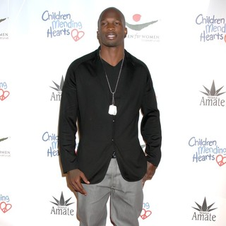 Chad Ochocinco in The Children Mending Hearts 3rd Peace Please Gala - Arrivals