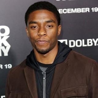 Chadwick Boseman in Los Angeles Premiere of Columbia Pictures' Zero Dark Thirty
