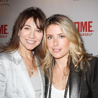 Ilene Chaiken, Claire Moseley in Premiere of Showtime New Reality Series The Real L Word