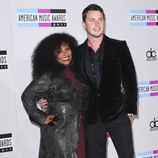 Chaka Khan in 2011 American Music Awards - Arrivals