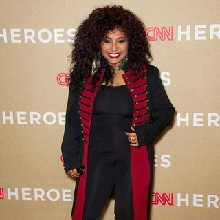 Chaka Khan in 2011 CNN Heroes: An All-Star Tribute