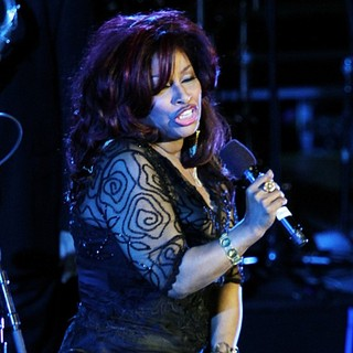 Chaka Khan in International Jazz Day Sunset Concert