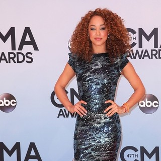 Chaley Rose in 47th Annual CMA Awards - Red Carpet
