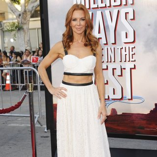 Challen Cates in Universal Pictures and MRC World Premiere A Million Ways to Die in the West